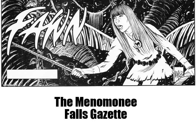 Joe Wehrle Jr, The Digest Enthusiast, Clarion, Sense of Wonder, Fawn the Dark Eyed, The Menomonee Falls Gazette