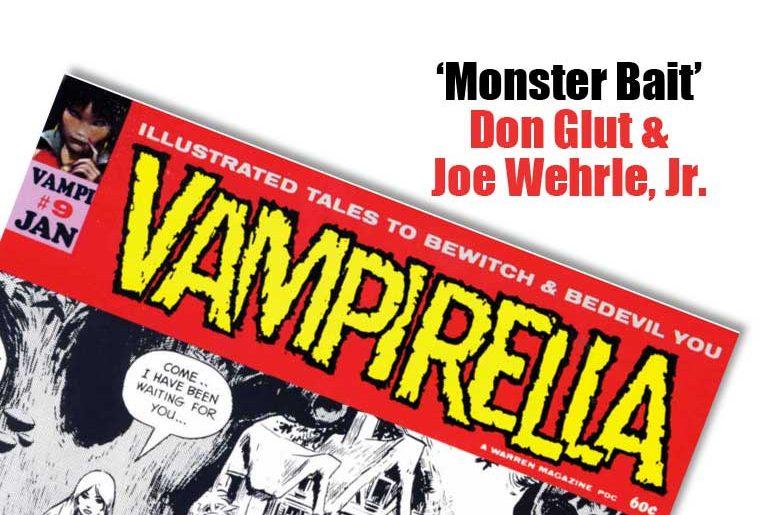 """Monster Bait"" by Don Glut & Joe Wehrle, Jr."