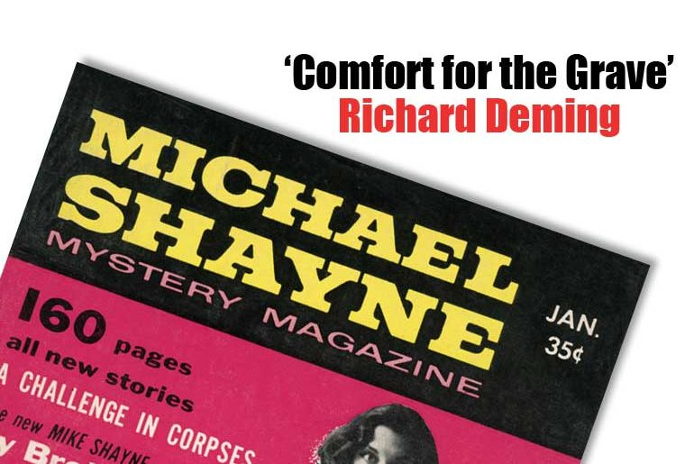 'Comfort for the Grave' by Richard Deming