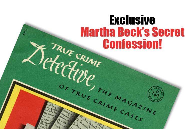 Exclusive Martha Beck's Secret Confession