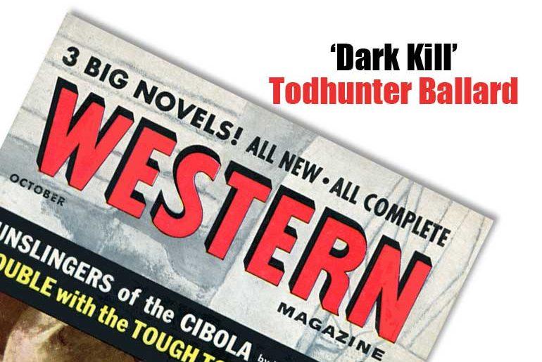 """Dark Kill"" Todhunter Ballard"