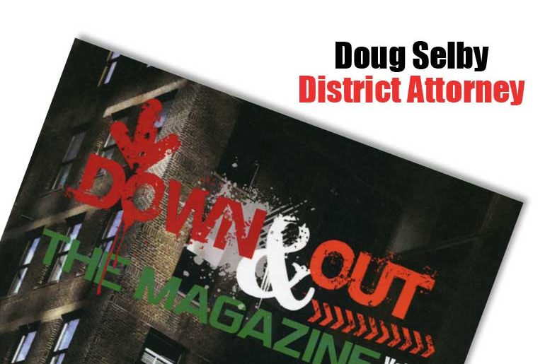 Doug Selby District Attorney