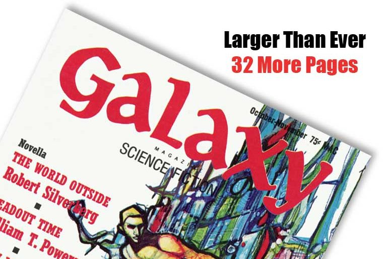 Larger Than Ever—32 More Pages
