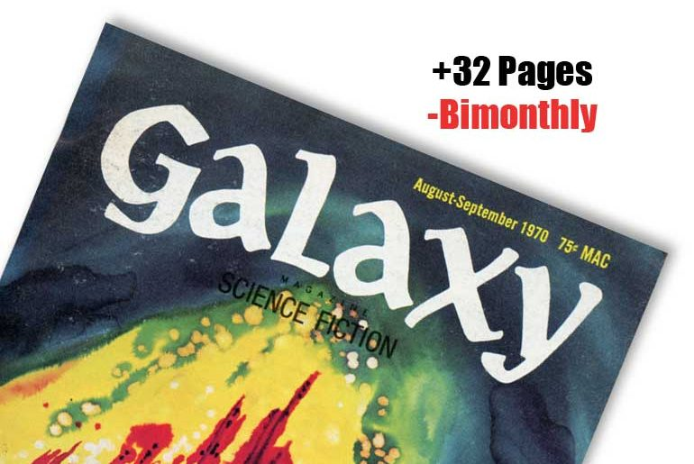 +32 pages -bimonthly