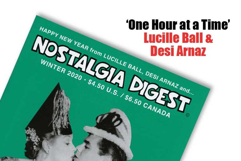 'One Hour at a Time' Lucille Ball & Desi Arnaz