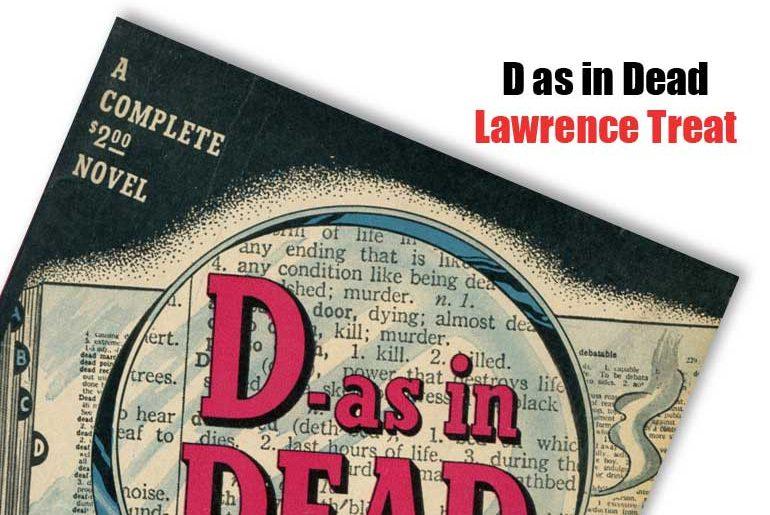 D as in Dead by Lawrence Treat