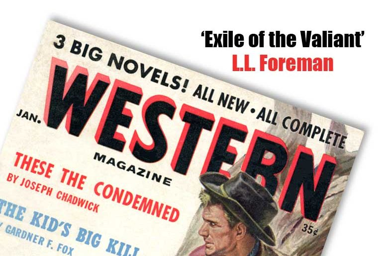 """L.L. Foreman """"Exile of the Valiant"""""""