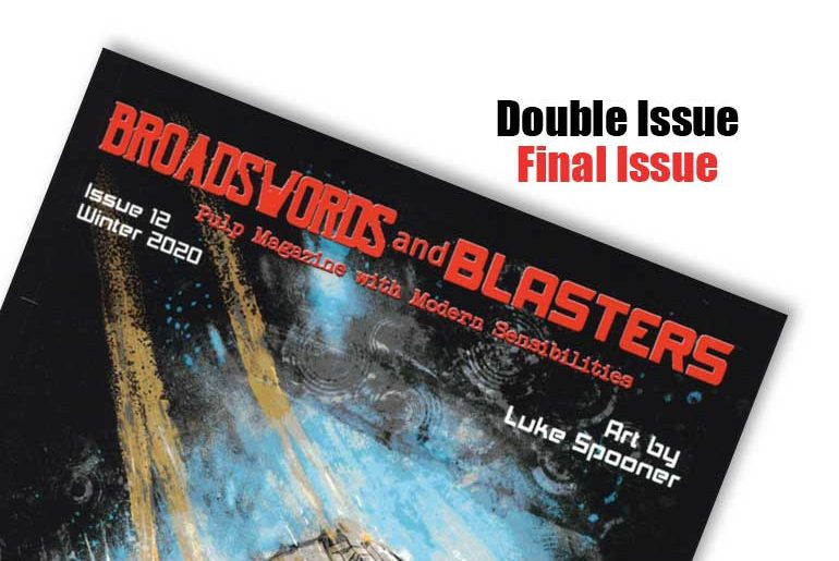 Double Issue Final Issue