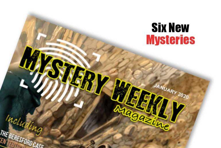Six New Mysteries