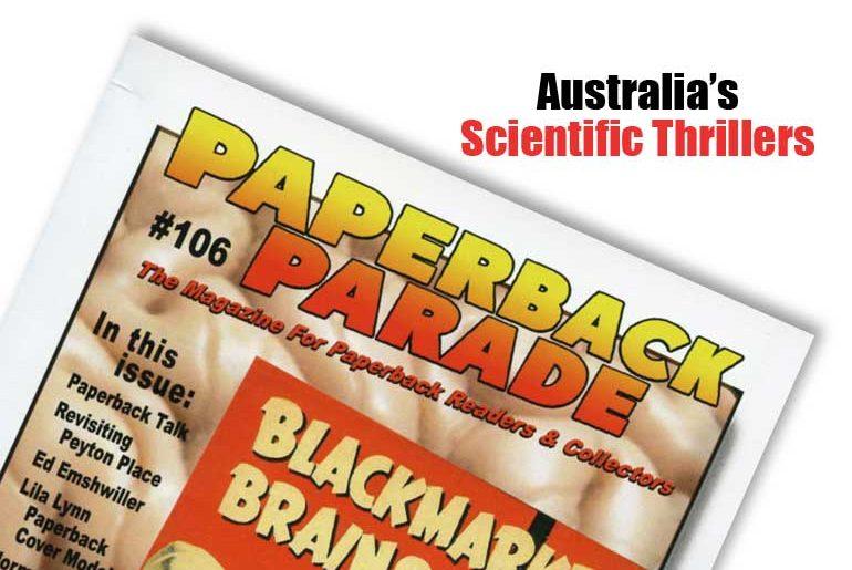 Australia's Scientific Thrillers