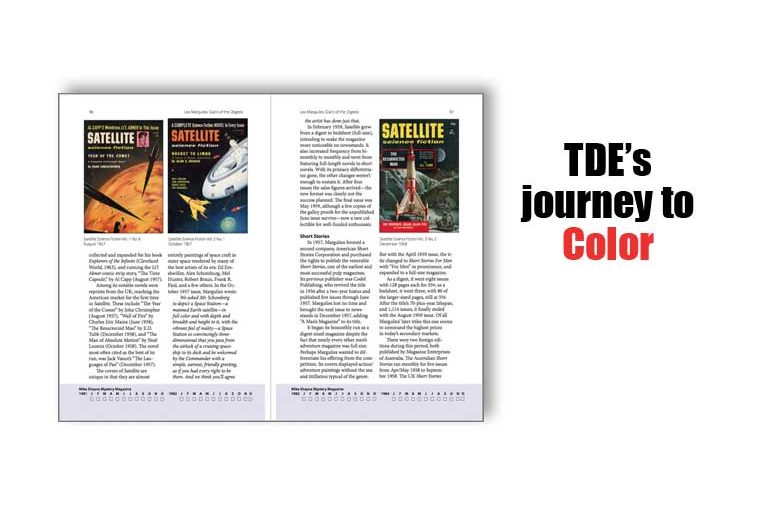TDE's journey to Color