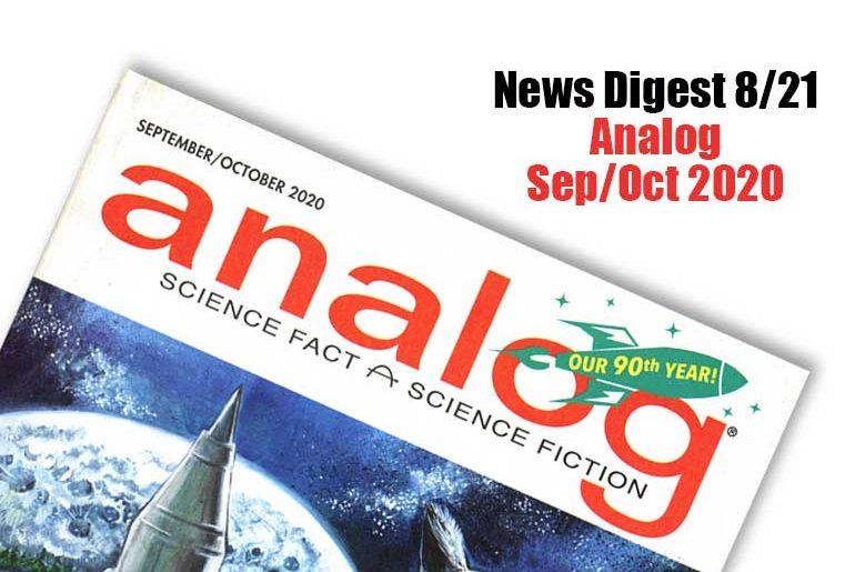 News Digest Aug. 21, 2020