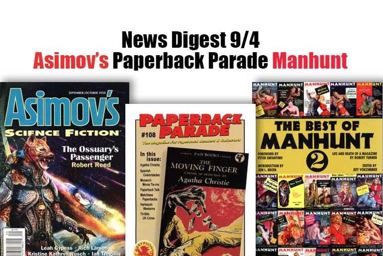 News Digest Sept. 4, 2020