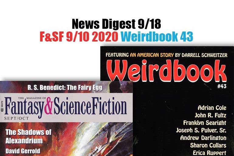 News Digest Sept. 18, 2020