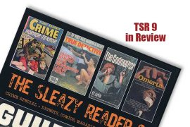 The Sleazy Reader No. 9 in review