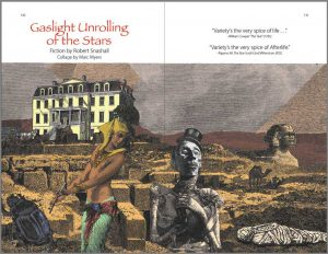 Robert Snashall's Gaslight Unrolling of the Stars