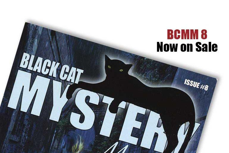 Black Cat Mystery Magazine No. 8