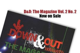 Down & Out: The Magazine Vol. 2 No. 2