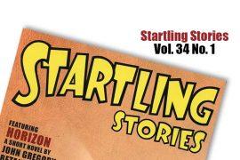 Startling Stories Vol. 34 No. 1, 2021 issue