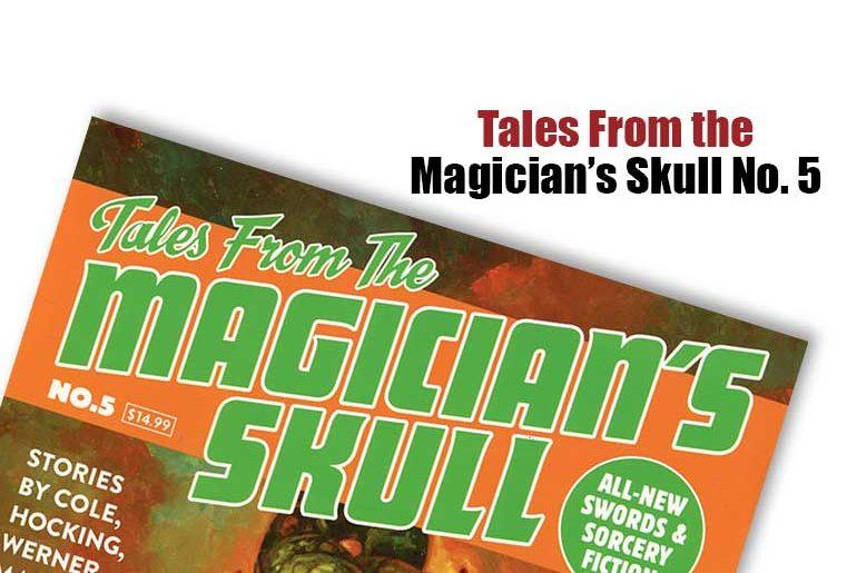 Magician's Skull No. 5