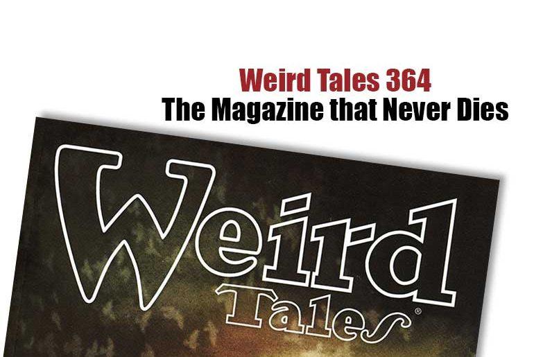 Weird Tales No. 364