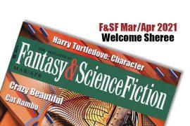 Fantasy & Science Fiction Mar/Apr 2021