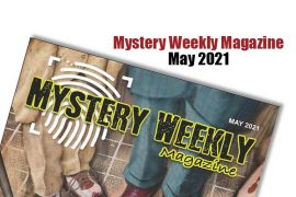 Mystery Weekly Magazine May 2021