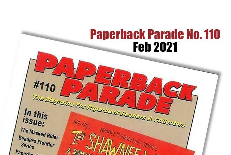 Paperback Parade No. 110