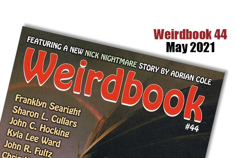 Weirdbook No.44