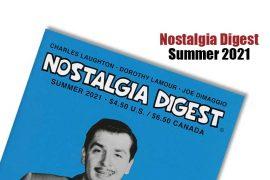 Nostalgia Digest Summer 2021