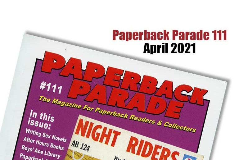 Paperback Parade No. 111