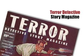 Terror Detective Story Magazine