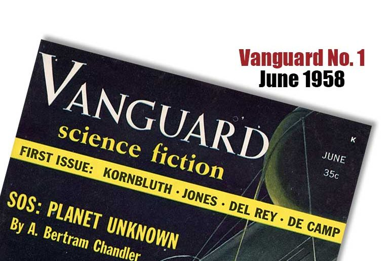 Vanguard Science Fiction June 1958