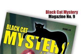 Black Cat Mystery Magazine No. 9