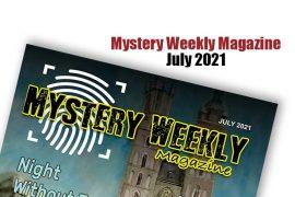 Mystery Weekly Magazine July 2021