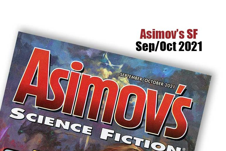 Asimov's Science Fiction Sep/Oct 2021