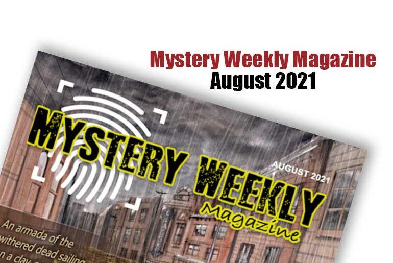 Mystery Weekly Magazine Aug. 2021