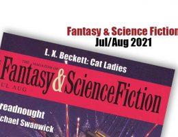 F&SF Jul/Aug 2021