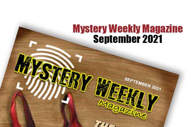Mystery Weekly Magazine Sep. 2021