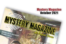 Mystery Magazine Oct. 2021